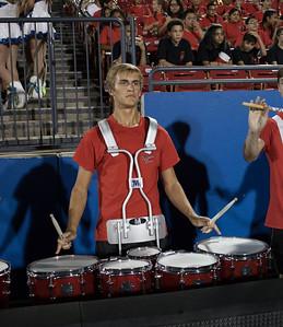 Band at Frisco Game-17
