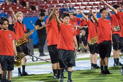 Band at Frisco Game-31