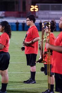 Band at Frisco Game-27