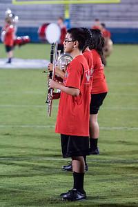 Band at Frisco Game-25