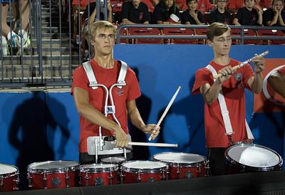 Band at Frisco Game-16