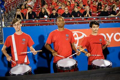 Band at Frisco Game-20