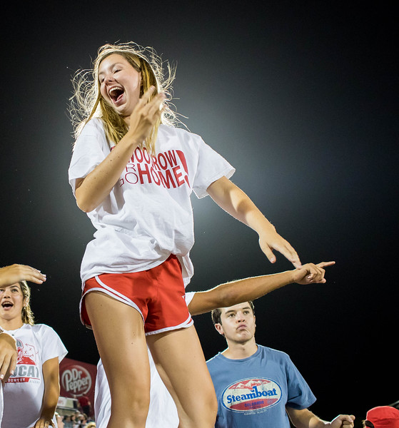 Cheerleaders at Frisco Game-47