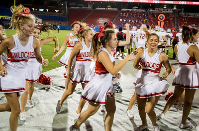 Cheerleaders at Frisco Game-20