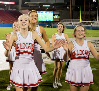 Cheerleaders at Frisco Game-11