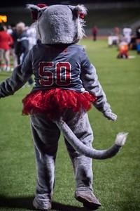 Cheerleaders - Varsity at Kimball Game-8