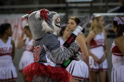 Cheerleaders - Varsity at Kimball Game-2