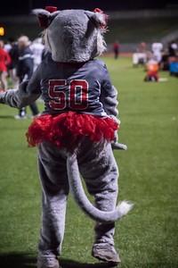 Cheerleaders - Varsity at Kimball Game-9