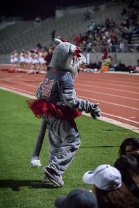Cheerleaders - Varsity at Kimball Game-12