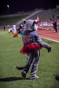 Cheerleaders - Varsity at Kimball Game-10