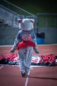Cheerleaders - Varsity at Kimball Game-19