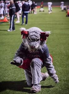 Cheerleaders - Varsity at Kimball Game-5