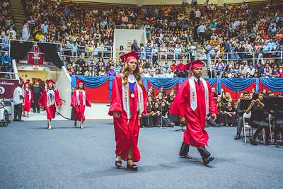 Graduation - Woodrow 2017-22