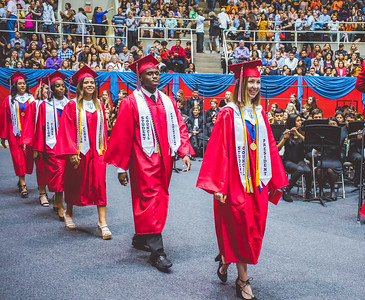 Graduation - Woodrow 2017-14
