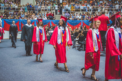 Graduation - Woodrow 2017-15