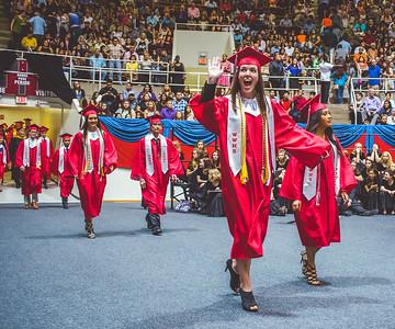 Graduation - Woodrow 2017-38