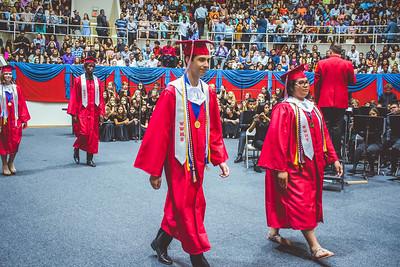 Graduation - Woodrow 2017-18