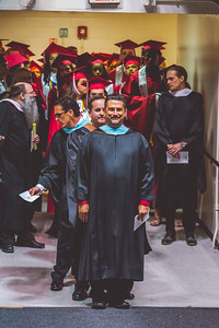 Graduation - Woodrow 2017-8