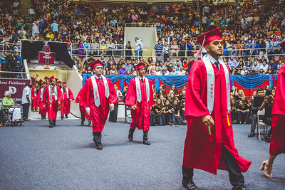 Graduation - Woodrow 2017-32