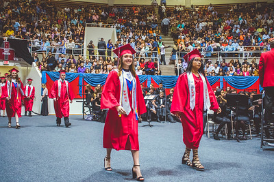 Graduation - Woodrow 2017-23