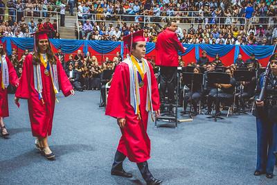 Graduation - Woodrow 2017-10
