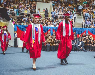Graduation - Woodrow 2017-19