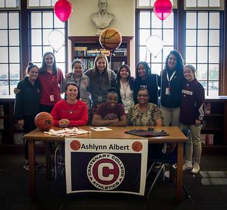 Ashlynn Albert's Signing-12
