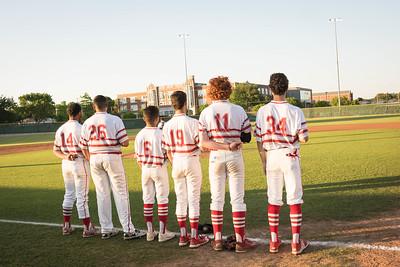 Baseball - Varsity vs Kimball (Bi District Championship)
