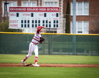Baseball - Varsity vs Seagoville-13