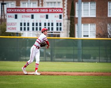 Baseball - Varsity vs Seagoville-17