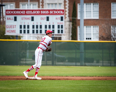Baseball - Varsity vs Seagoville-16
