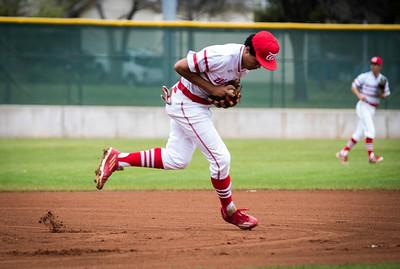 Baseball - Varsity vs Seagoville-37