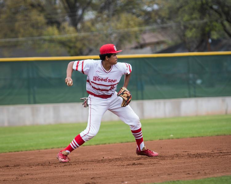 Baseball - Varsity vs Seagoville-61