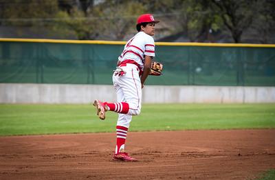 Baseball - Varsity vs Seagoville-23
