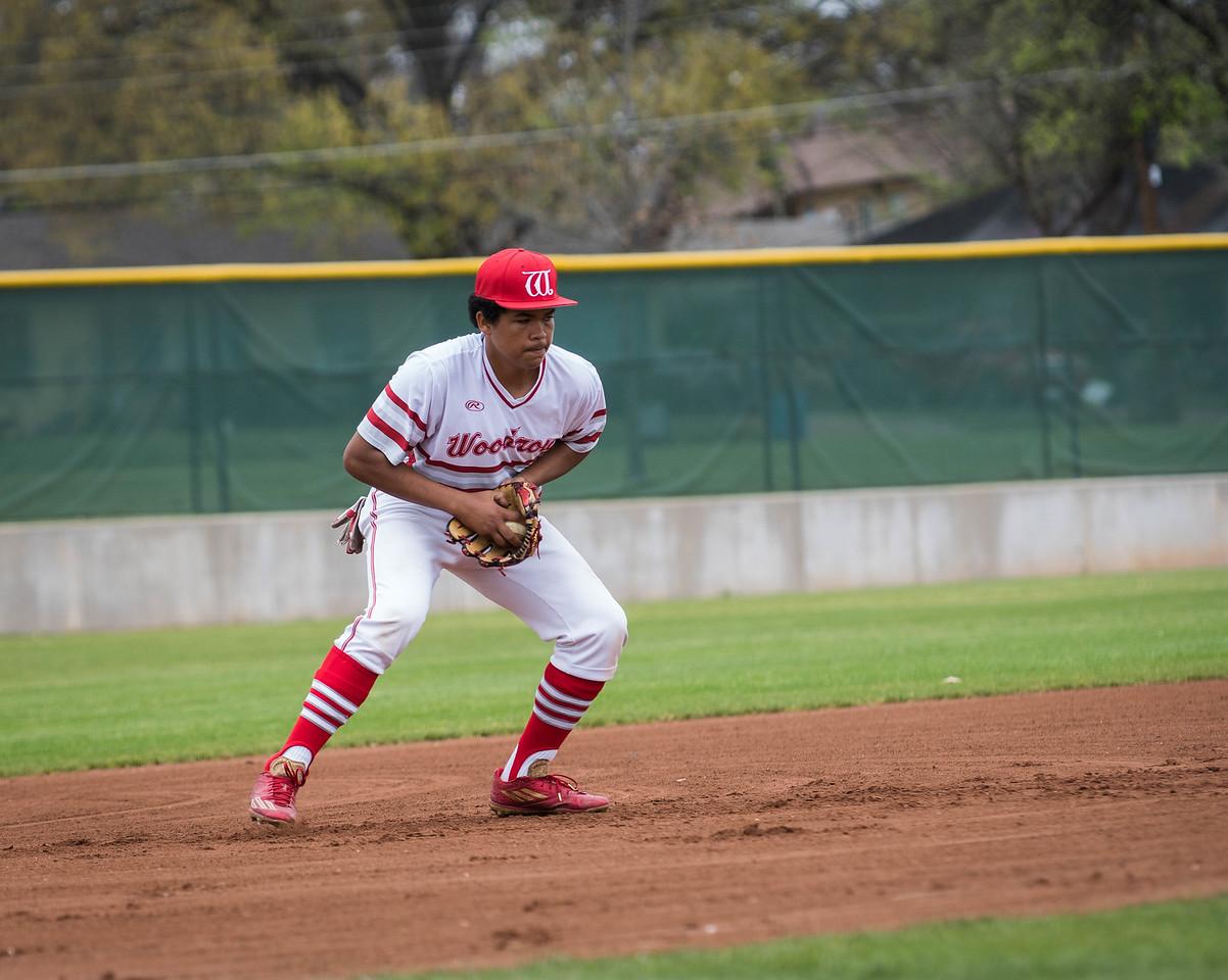 Baseball - Varsity vs Seagoville-62