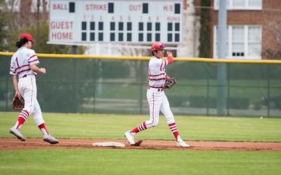 Baseball - Varsity vs Seagoville-46