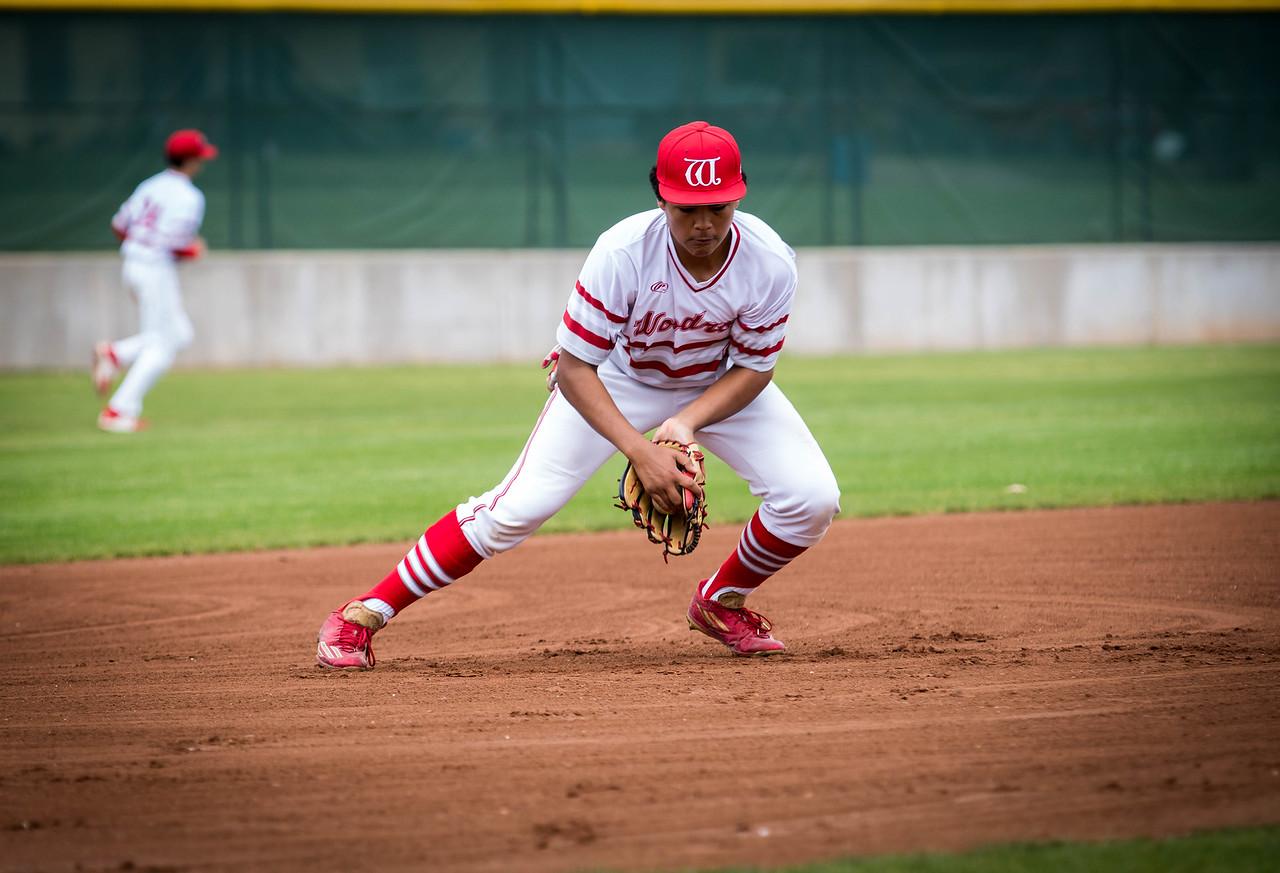 Baseball - Varsity vs Seagoville-6