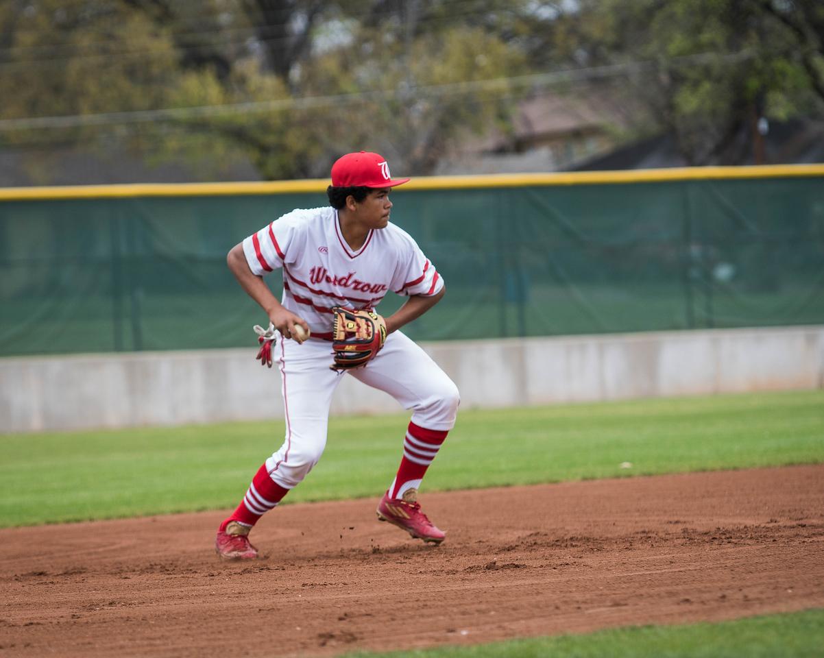 Baseball - Varsity vs Seagoville-60