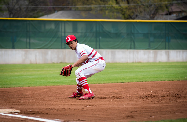Baseball - Varsity vs Seagoville-18