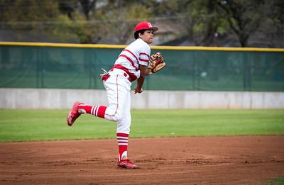 Baseball - Varsity vs Seagoville-22