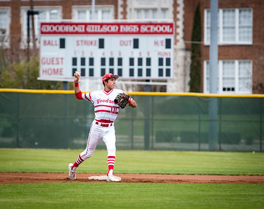 Baseball - Varsity vs Seagoville-14
