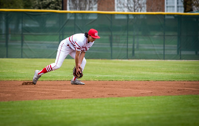 Baseball - Varsity vs Seagoville-44