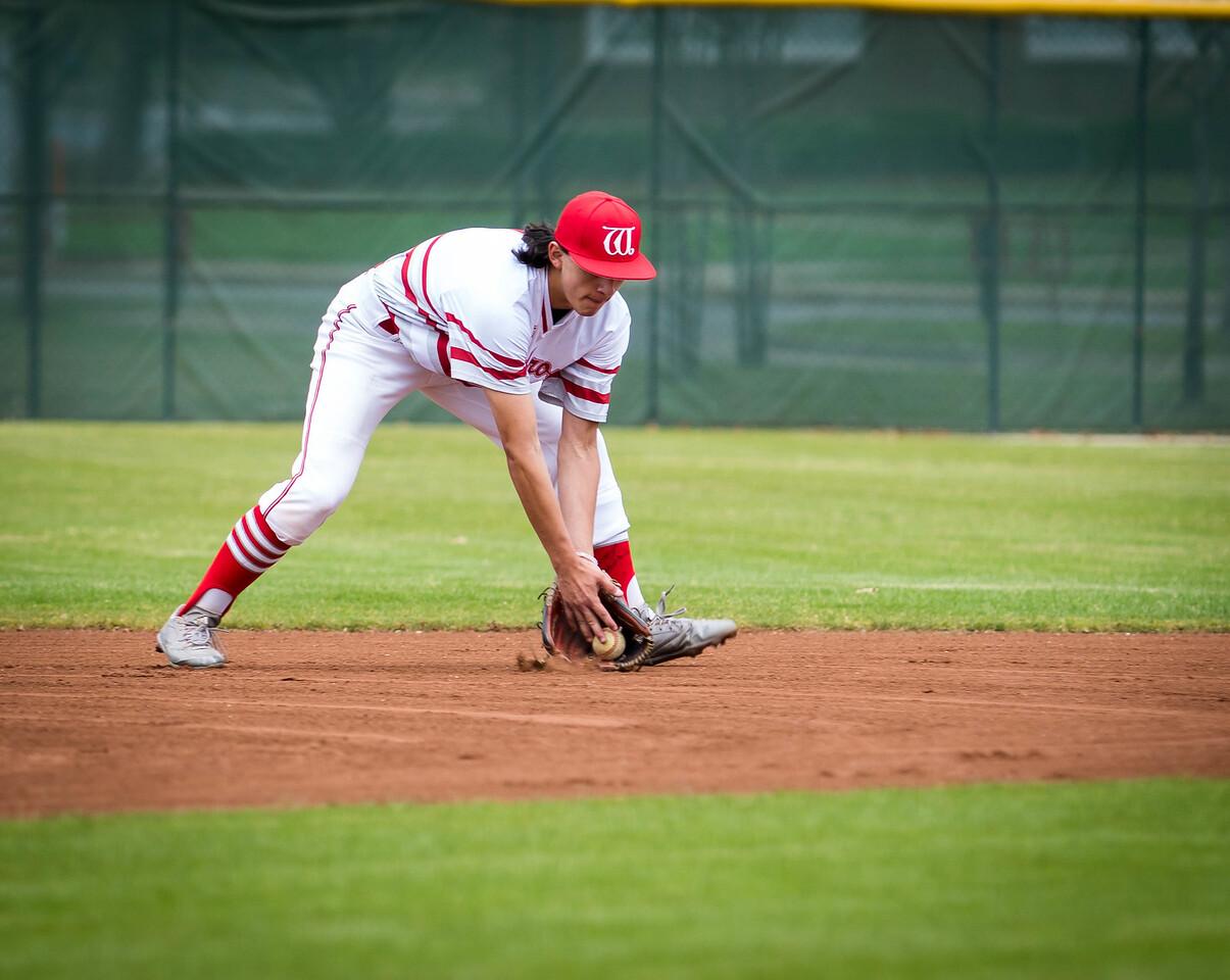 Baseball - Varsity vs Seagoville-45