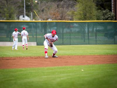 Baseball - Varsity vs Seagoville-9