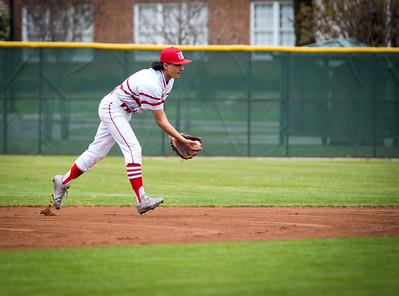Baseball - Varsity vs Seagoville-42
