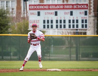 Baseball - Varsity vs Seagoville-52