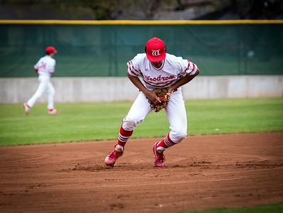 Baseball - Varsity vs Seagoville-7