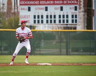 Baseball - Varsity vs Seagoville-54