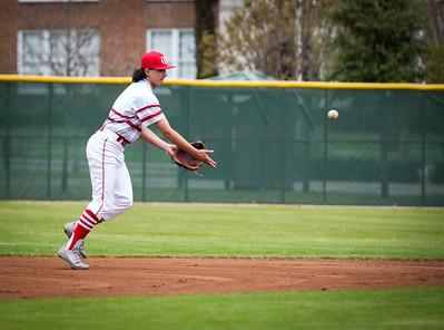 Baseball - Varsity vs Seagoville-40