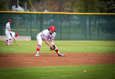 Baseball - Varsity vs Seagoville-3